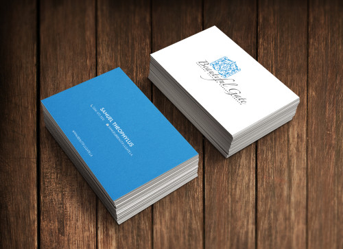 BG- BUSINESS CARDS