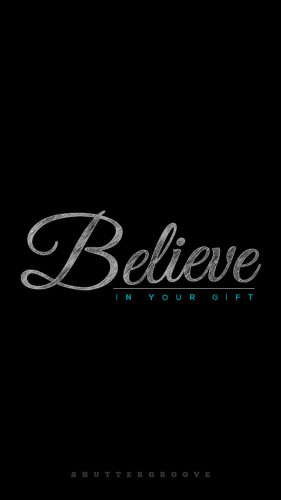 iPhone Wall Paper | Believe